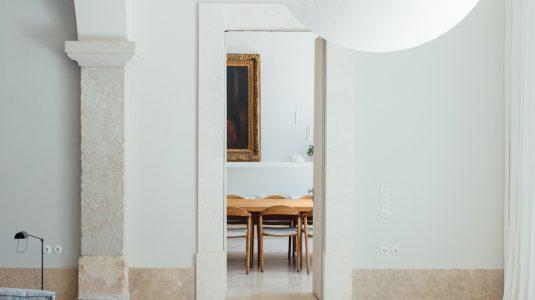 Santa Clara, Luxury Hotel, Silent Living, Graca, Lisbon